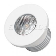 Светодиодный светильник LTM-R35WH 1W Day White 30deg