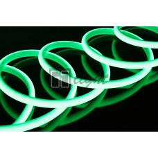 Термостойкая светодиодная лента SMD 2835 120LED/m IP68 24V Green