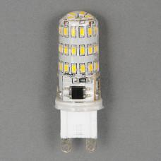 G9-5W-6400К-360° Лампа LED (силикон)