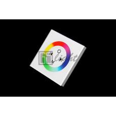 RGB-панель сенсорная TM08 White (12/24V, 144/288W, 3CH)